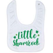 Baby Bib - Little Shamrock
