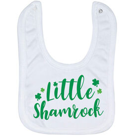Baby Bib - Little Shamrock