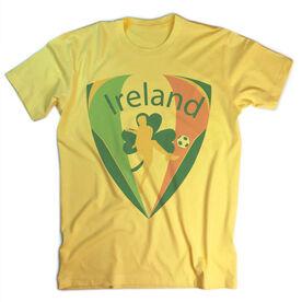 Vintage Soccer T-Shirt - Ireland
