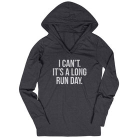 Women's Running Lightweight Performance Hoodie - Long Run Day