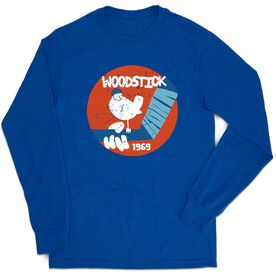 Hockey Tshirt Long Sleeve - Woodstick