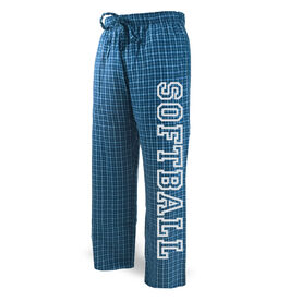 Softball Lounge Pants Softball Block