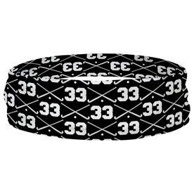 Field Hockey Multifunctional Headwear - Custom Team Number Repeat RokBAND