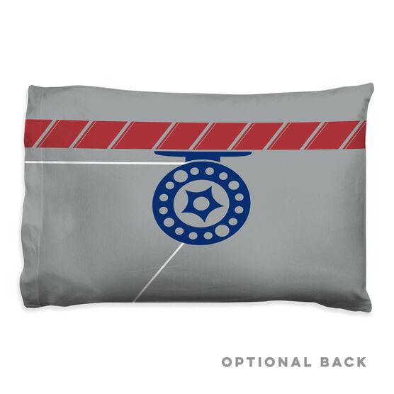 Fly Fishing Pillowcase - Reel Me In