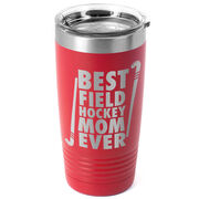 Field Hockey 20 oz. Double Insulated Tumbler - Mom