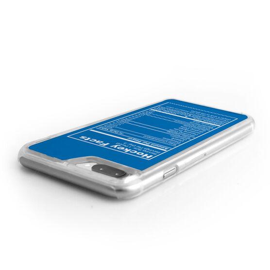 Hockey iPhone® Case - Hockey Facts