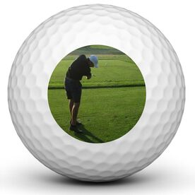 Custom Picture Golf Balls
