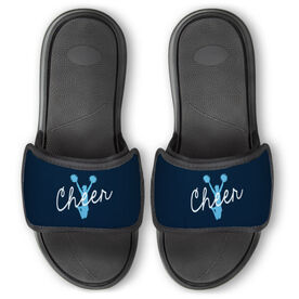 Cheerleading Repwell® Slide Sandals - Jump With Joy