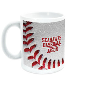 Baseball Coffee Mug Vintage Team Ball