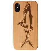 Fly Fishing Engraved Wood IPhone® Case - Bonefish