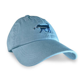 Hockey Dog Hat - Carolina Blue
