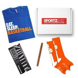 Basketball Girl SportzBox Gift Set - Three-point Play