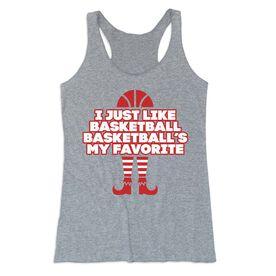Basketball Women's Everyday Tank Top - I Just Like Basketball