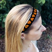Basketball Juliband No-Slip Headband - Basketball Hearts