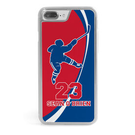 Hockey iPhone® Case - Personalized Slap Shot