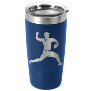 Baseball 20 oz. Double Insulated Tumbler - Pitcher
