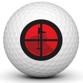 Target Acquired! Golf Ball