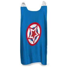 Running Cape Super Hero