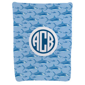 Fly Fishing Baby Blanket - Fly Fishing Pattern