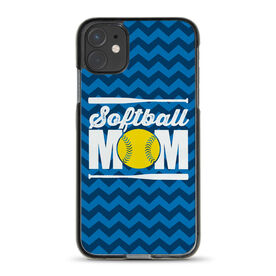 Softball iPhone® Case - Softball Mom