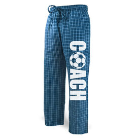 Soccer Lounge Pants Coach with Ball