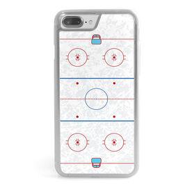 Hockey iPhone® Case - Ice Hockey Rink
