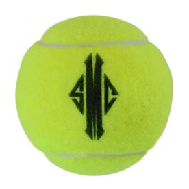 Personalized Diamond Monogram Tennis Ball
