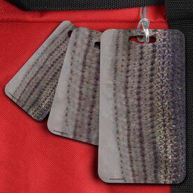 Fly Fishing Bag/Luggage Tag Striper