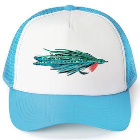 Fly Fishing Trucker Hat Deceiver