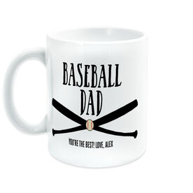 Baseball Coffee Mug - Baseball Dad