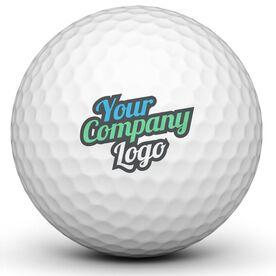 Custom Logo Golf Balls