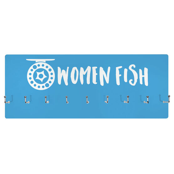 Fly Fishing Hook Board Reel Women Fish