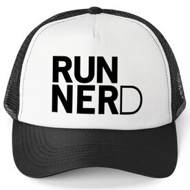 Running Trucker Hat - Runnerd