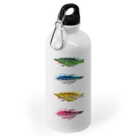 Fly Fishing 20 oz. Stainless Steel Water Bottle - All Stocked Up