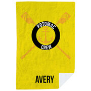 Crew Premium Blanket - Custom Team Logo