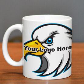 Cross Country Coffee Mug Custom Logo