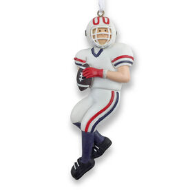 CTS - Football Player Resin Figure Ornament