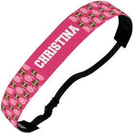 Football Julibands No-Slip Headbands - Personalized Football Pattern