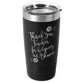 Teacher 20 oz. Double Insulated Tumbler - Bloom