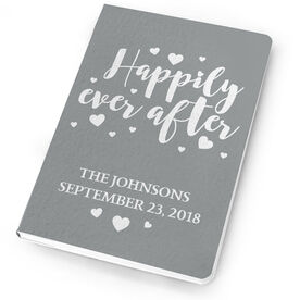 Personalized Notebook - Happily Ever After