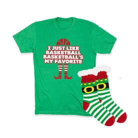 Basketball Gift Set - Elf