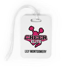 Cheerleading Bag/Luggage Tag - Custom Logo