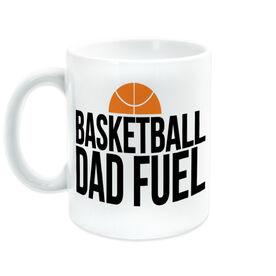 Basketball Coffee Mug - Basketball Dad Fuel