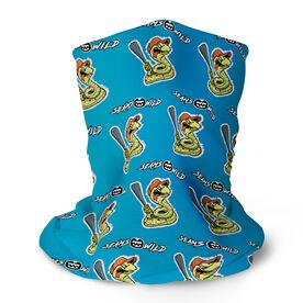 Seams Wild Baseball Multifunctional Headwear - Rattleshake (Pattern) RokBAND