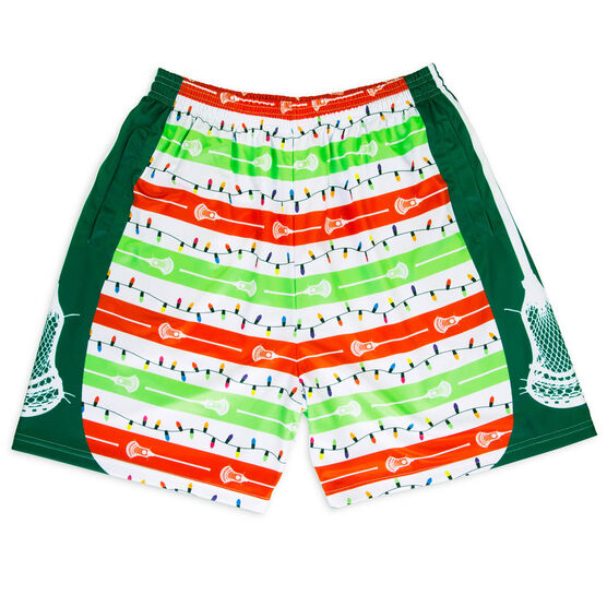 Lax Lights Lacrosse Shorts