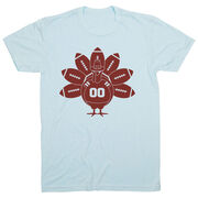 Football Short Sleeve T-Shirt - Turkey Player