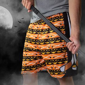 Hat-Trick or Treat Hockey Shorts