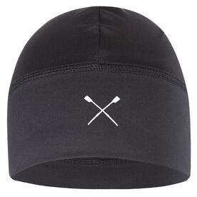 Beanie Performance Hat - Crossed Crew Oars