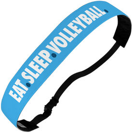 Volleyball Julibands No-Slip Headbands - Eat Sleep Volleyball