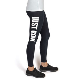 Crew High Print Leggings Just Row